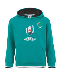 Children's Ireland Rugby Hoody