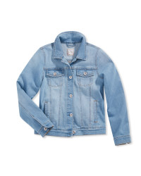 Children's Light Blue Denim Jacket