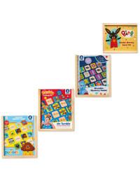 Children's Memory Game Bundle