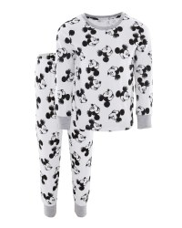 Children's Mickey Printed Pyjamas