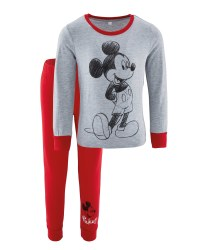 Children's Mickey Pyjamas