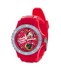 Children's Minnie Mouse Watch