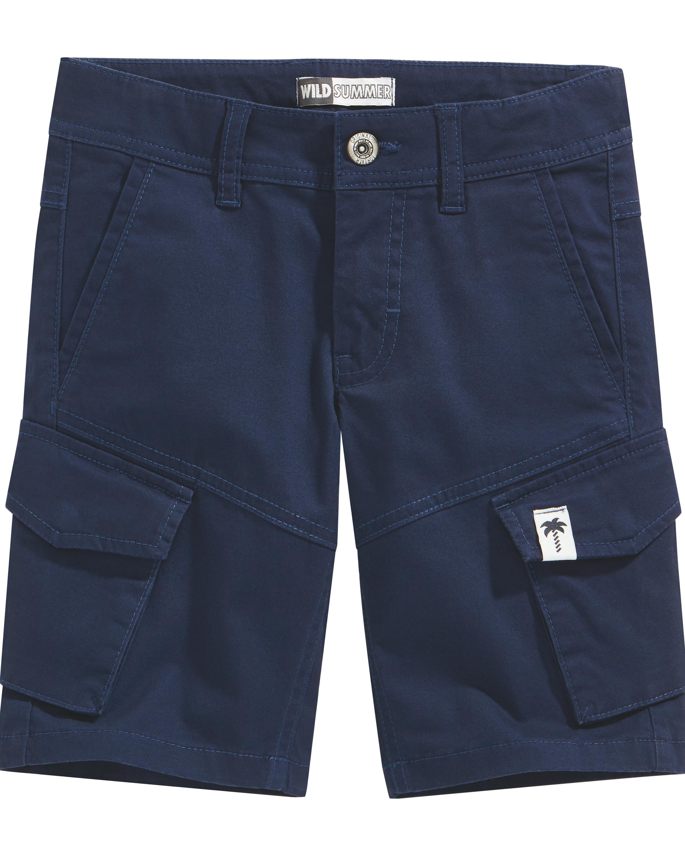 Children's Navy Shorts