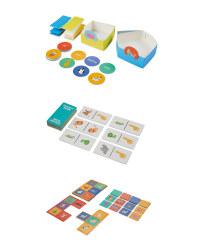 Children's Novelty Games Set