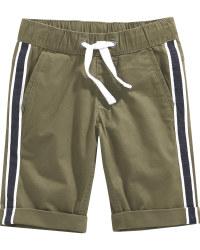 Children's Olive Shorts