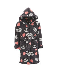 Children's Panda Dressing Gown