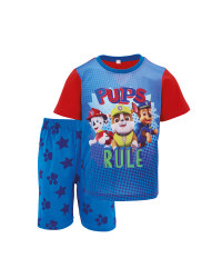 Kid's Pups Rule Paw Patrol Nightwear