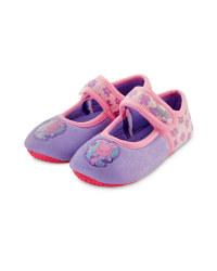 Children's Peppa Pig Slippers