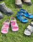 Children's Pink Trekking Sandals