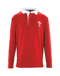 Children's Rugby Top Wales