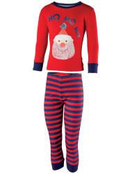 Children's Santa Pyjamas