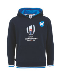 Children's Scotland Rugby Hoody