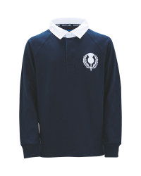 Children's Scotland Rugby Top