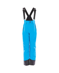 Crane Children's Ski Salopettes - Blue