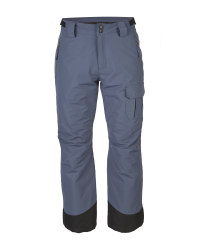 Children's Snowboard Trousers - Grey