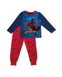 Children's Spiderman Pyjamas