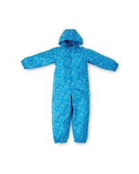 Children's Splash Suit - Blue