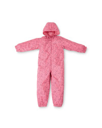 Children's Splash Suit - Pink