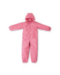 Children's Splash Suit - Pink