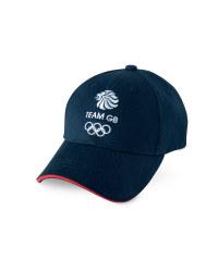 Children's Team GB Cap - Blue