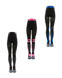 Children's Technical Ski Tights