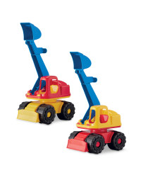 Children's Toy Digger