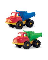 Children's Toy Dump Truck