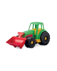 Children's Toy Tractor - Green