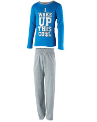 Children's Wake Up Cool Pyjamas