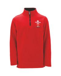 Children's Wales Rugby Fleece