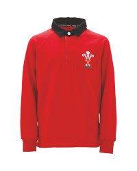 Children's Wales Rugby Top
