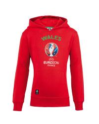 Children's Wales UEFA 2016 Hoody