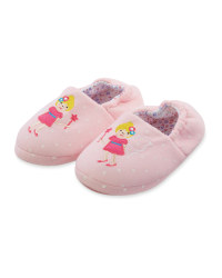 Lily & Dan Kids' Fairy  Slippers