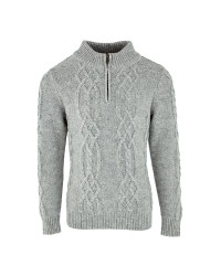 Childrens Cable Knitted Jumper