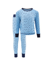 Children's Blue Stars Pyjamas