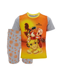 Childrens Lion King Pyjamas