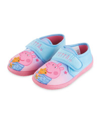 Childrens Peppa Pig Slippers