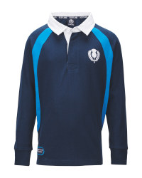 Childrens Rugby Top Scotland