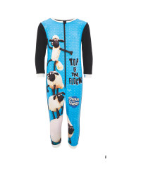 Childrens Shaun The Sheep Onesie