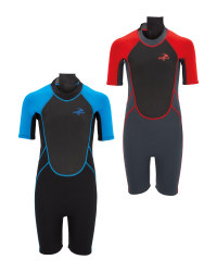 Children's Shorty Wetsuit