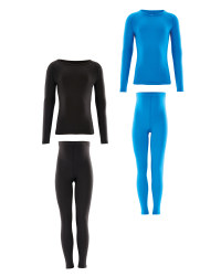 Childrens Sports Base Layer Set