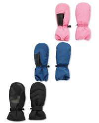 Crane Kids' Ski Mitts