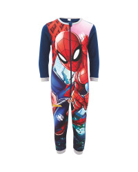 Childrens Spiderman Onesie