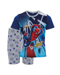 Childrens Spiderman Pyjamas