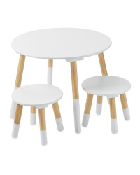 Childrens Table & Chair Set