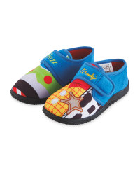 Childrens Toy Story Slippers