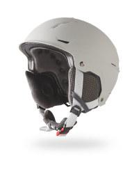 Kids' Silver Ski Helmet XS/S