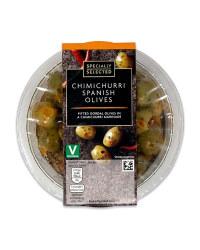 Chimichurri Spanish Olives