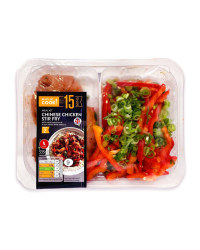 Chinese Chicken Stir Fry Meal Kit