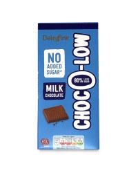 Choco-low Milk Chocolate
